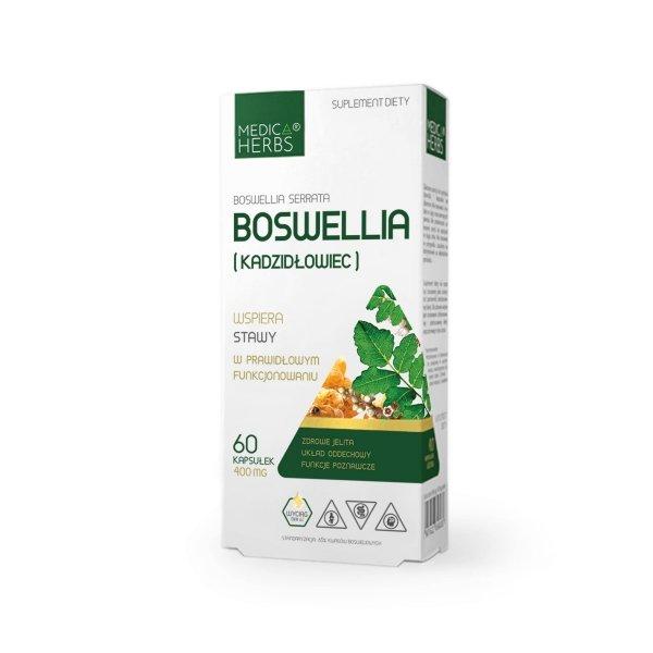 Medica Herbs Boswellia (Kadzidłowiec)