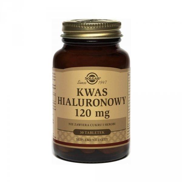 Solgar Kwas Hialuronowy