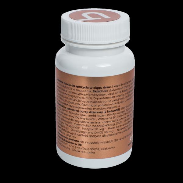 VISANTO kompleks witamin B z nukleotydami