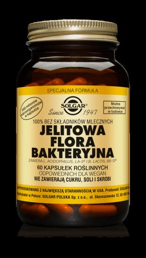 Solgar Jelitowa Flora Bakteryjna 60 kaps.