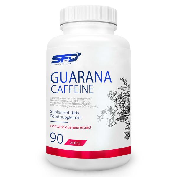 SFD Guarana Caffeine 90 tabl.
