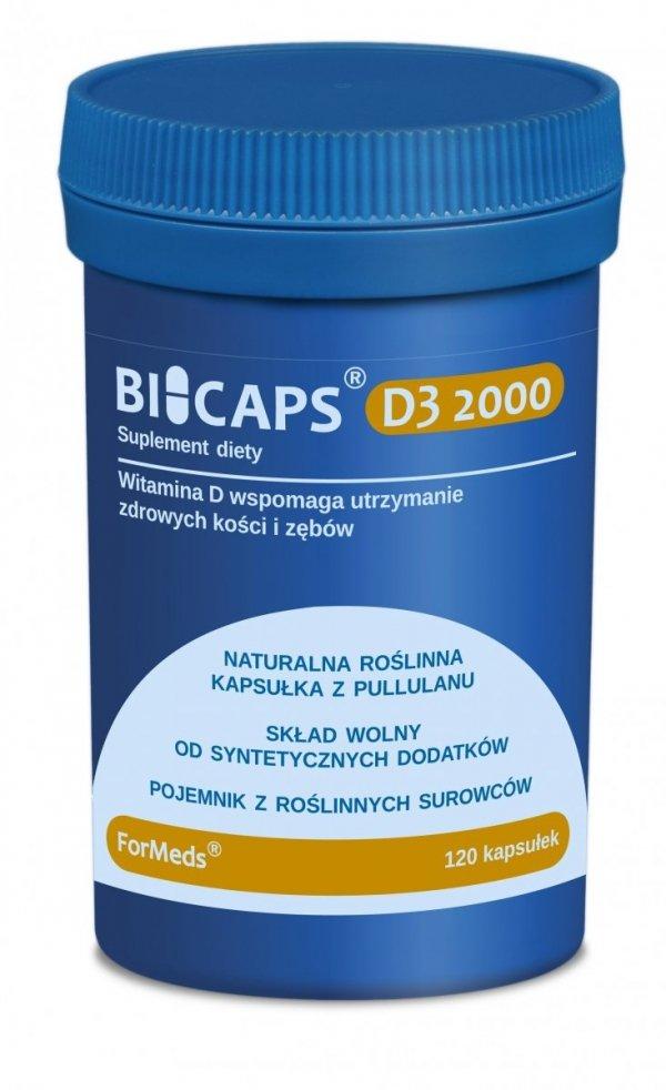 ForMeds BICAPS D3 2000