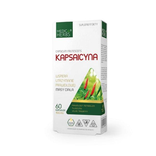 Medica Herbs Kelp - zdrowa tarczyca