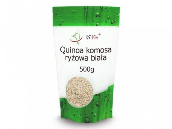 Vivio Quinoa Komosa Ryżowa biała 500g