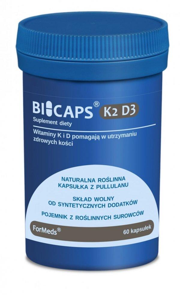 ForMeds BICAPS K2 D3