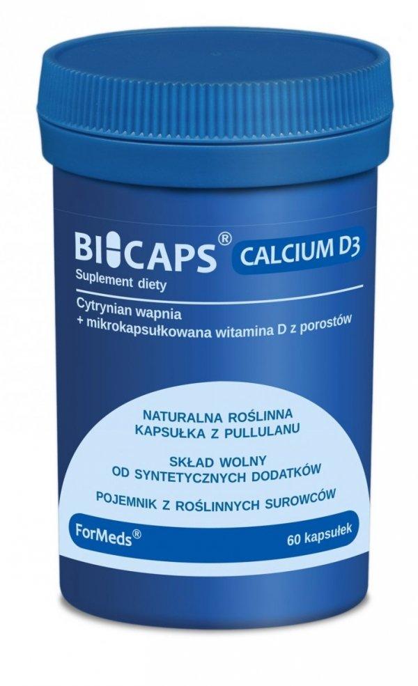 ForMeds BICAPS CALCIUM D3