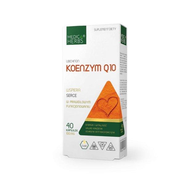 Medica Herbs Koenzym Q10 Ubichinon