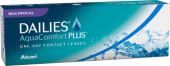 DAILIES Aqua Comfort Plus Multifocal - 30 szt