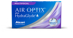 Air Optix plus Hydraglyde Multifocal 6 sztuk