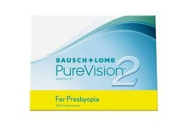 PureVison for Presbyopia (multifocal) 3 szt