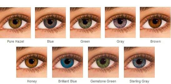 Air Optix Colors 2 szt