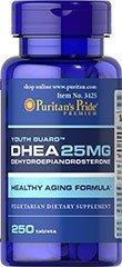 DHEA 25 mg - 250 TABLETEK