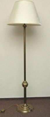 Lampa stojąca mosiężna JBT Stylowe Lampy WSMB/687S/1
