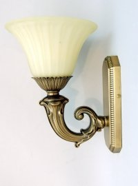 Kinkiet mosiężny JBT Stylowe Lampy WKMB/798K/1