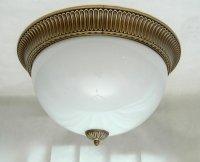Plafon mosiężny 50cm,lampa sufitowa mosiężna,plafonier<br />a