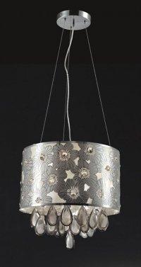 Lampa wisząca, żyrandol Italux Gardenia MD103503-4A
