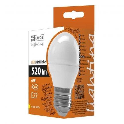 Żarówka LED E27 6W