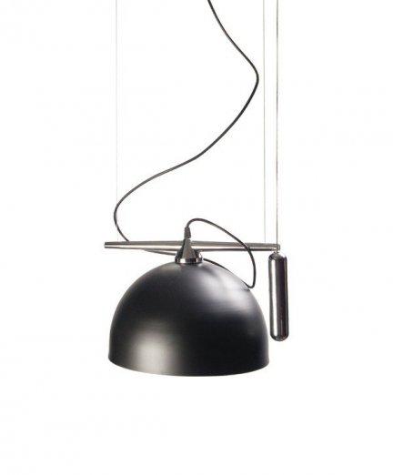 LINEA lampa czarna AD6047-1GL
