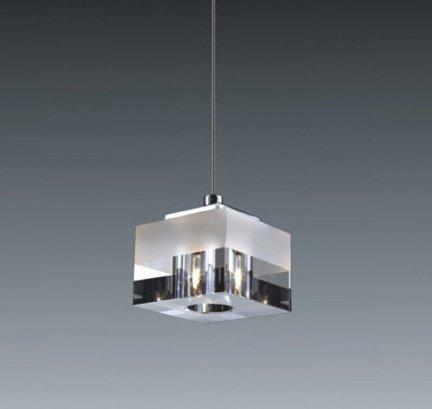 Lampa wisząca Italux Cubric MD9216-1A