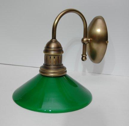 Kinkiet mosiężny JBT Stylowe Lampy WKMB/W28K/1 4320