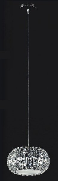 Lampa wisząca, lampa sufitowa Italux Monde P0109-03G-F4AC