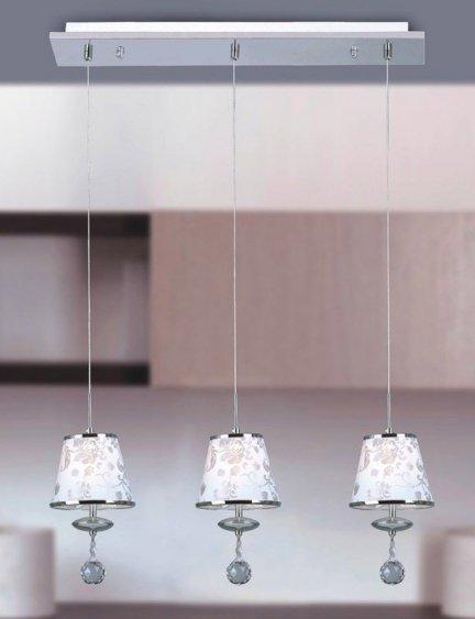 Lampa wisząca, lampa sufitowa Italux Melta MDM1593/3