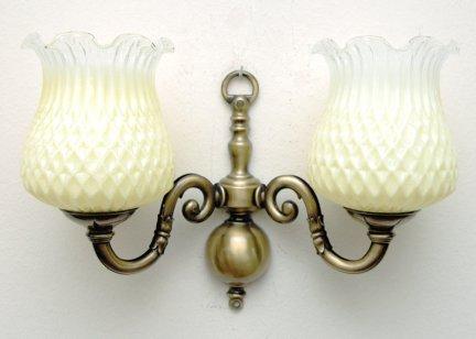 Kinkiet klasyczny JBT Stylowe Lampy WKZI/W02K/2