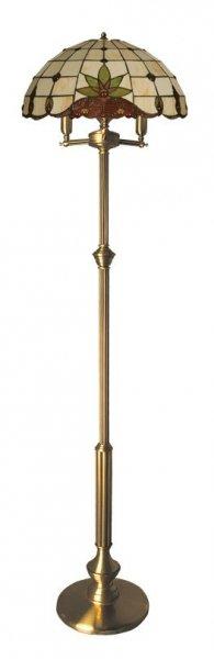 Lampa Podłogowa ATOS Braun 547