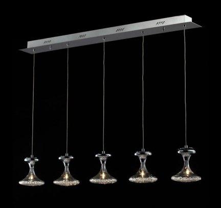 Lampa wisząca, lampa sufitowa Italux Nueva MD112906-5A