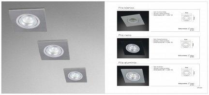 Halogen Filo alluminio Orlicki Design