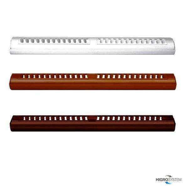 Nawiewnik ciśnieniowy akustyczny AMI (bez okapu) - 3 kolory
