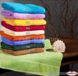 Ręcznik PROMOCJA, grube ręczniki 50x90 - kolekcja MODELE wz. zielony