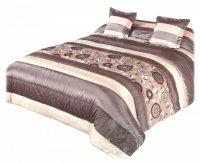Narzuta na łóżko 220x240 + 2 poszewki 40x40 wz. Wiktoria 03