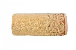 Ręcznik BELLA 70x140 kolor morelowy