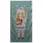 Ręcznik plażowy wz. PL45 - rozmiar 70x148