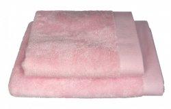 Ręczniki BAMBOO STYLE Andropol 70x140 wz. Jasny róż