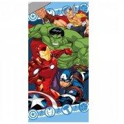 Ręcznik plażowy Avengers 008 - rozmiar 70x140