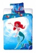 Pościel licencyjna Disney 100% bawełna 160x200 lub 140x200 Księżniczki wz. Princess 059