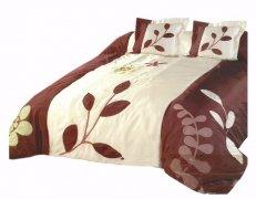 Narzuta na łóżko 220x240 + 2 poszewki 40x40 wz. Wiktoria 20