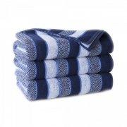 Ręcznik frotte PASITO 50x100 kolor granatowy