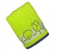 Ręcznik TULIPANO 70x140 kolor pistacjowy