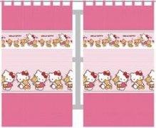 Firanka dziecięca 140x240 Hello Kitty