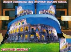 Pościel Premium  Mikrowłókno 3D roz. 160x200 lub 140x200 wz. FPW143