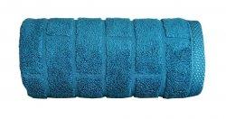 Ręcznik BRICK 70x140 kolor aqua