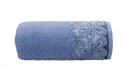 Ręcznik BELLA 70x140 kolor denim