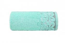 Ręcznik BELLA 50x90 kolor miętowy