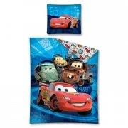Pościel licencyjna Disney 100% bawełna 160x200 lub 140x200 - Cars 03A DC