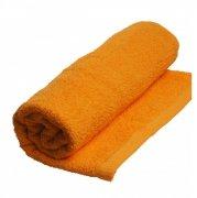 Ręczniki, ręcznik jednobarwny MODENA  rozmiar 70x140 wz. pomarańcz