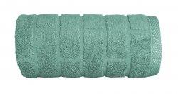 Ręcznik BRICK 50x90 kolor aqua