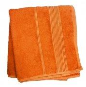 Ręcznik Bambusowy Moreno rozmiar 50x90 - Pomarańcz